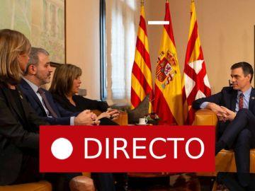 Pedro Sánchez en Cataluña   Última hora de la visita del Presidente del Gobierno