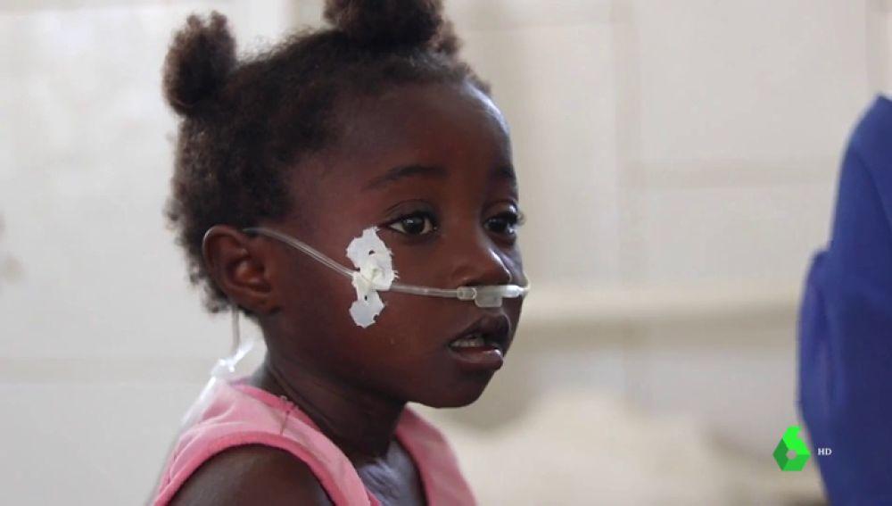 Sarampión, la enfermedad con vacuna que ya ha matado a 4.500 niños desde 2019