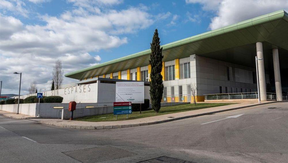 Vista exterior del Hospital de Son Espases