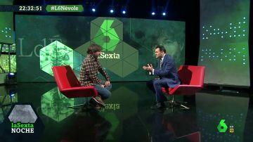 """Jordi Évole: """"Parece que para Junqueras la cárcel es una etapa más de su hoja de ruta hacia la independencia"""""""