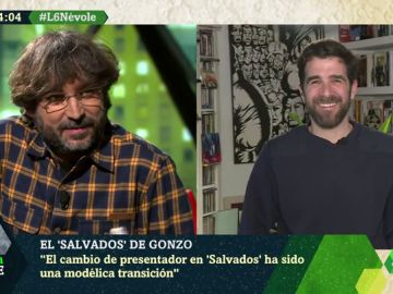 """Évole se deshace en halagos hacia Gonzo por Salvados: """"Lo maneja a las mil maravillas, lo bordó con el programa en Bolivia"""""""