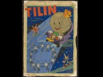 Portada del cuento 'Tilín', de José Pellicer