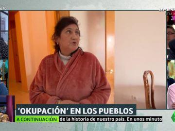 """""""Tengo siete hijos y nos vimos en la situación de 'okupar' la casa"""": el relato de una mujer"""
