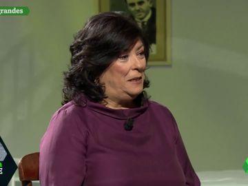 """Almudena Grandes: """"Rodríguez Carballeira creyó nacer para reformar la sociedad, Hildegart fue su instrumento"""""""