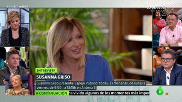 """Susanna Griso narra su experiencia con el menor no acompañado que ahora forma parte de su familia: """"Me llama mamá"""""""