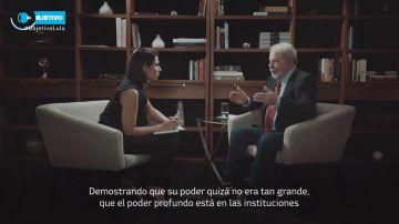 """Lula da Silva, sobre el acuerdo entre PSOE y Unidas Podemos: """"Espero que el pueblo recupere su calidad de vida y sus ingresos"""""""