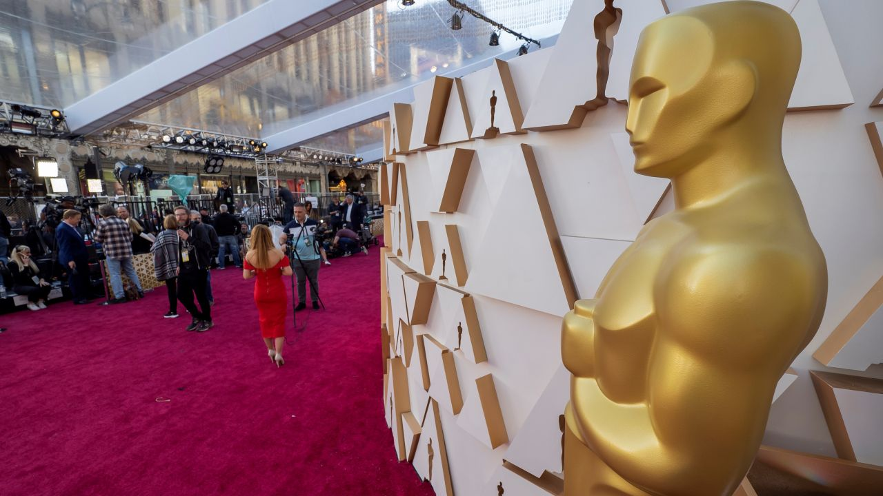 Gala Premios Oscar 2020