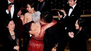 'Parásitos' la gran vencedora de los Oscar 2020