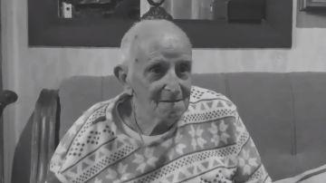 Cinto, el anciano de 92 años que iba a ser desahuciado en Barcelona