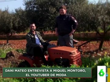 Dani Mateo y Miquel Montoro
