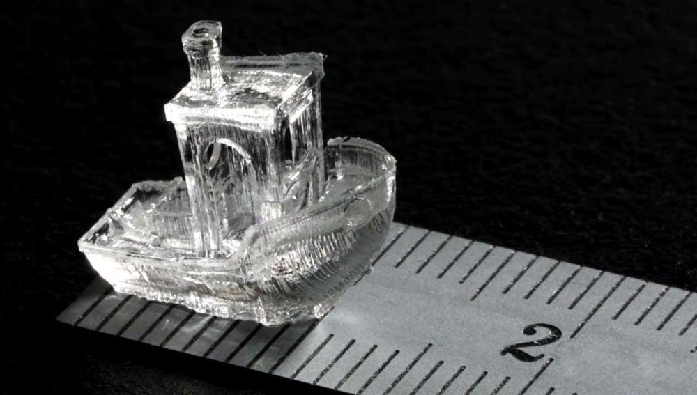 Impresión 3D en segundos