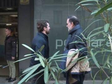 Pablo Casado se reúne con Pedro Sánchez