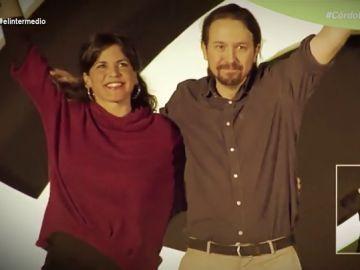 Wyoming analiza la separación entre Pablo Iglesias y Teresa Rodríguez al ritmo de 'Toda una vida'