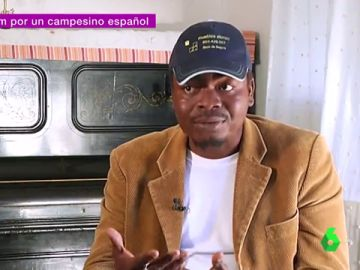 Mamadú llegó a Jaén huyendo de la guerra en Malí