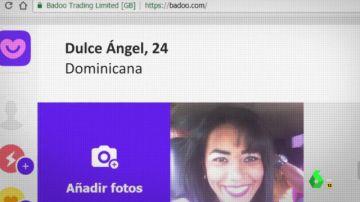 Angeline, presunta asesina de Josetxu