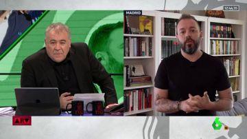 """Antonio Maestre: """"Cuando Vox hiperventila en las redes ve que algo ha hecho mal en televisión"""""""