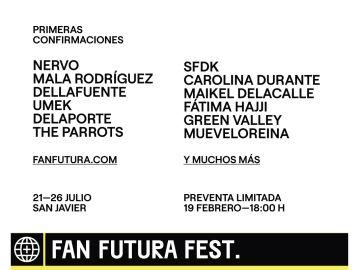 Fan Futura Fest.