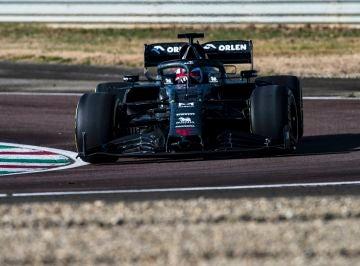 Alfa Romeo presenta su C39 para la F1 2020