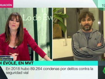 """Jordi Évole: """"Yo he llorado haciendo este programa"""""""