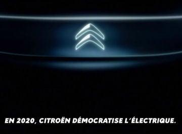 Citroën coche eléctrico