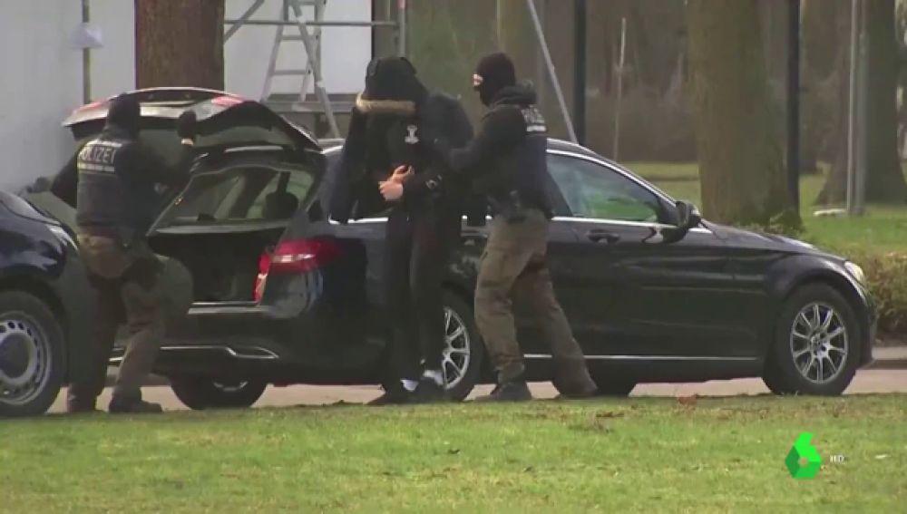 La Policía alemana detiene a 12 presuntos terroristas de extrema derecha