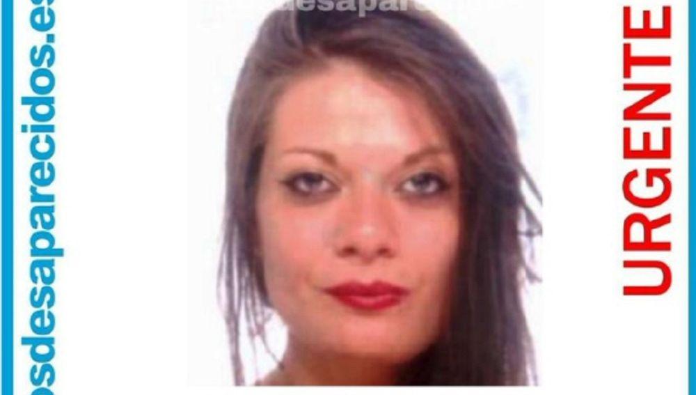 Imagen de la joven desaparecida en Ourense