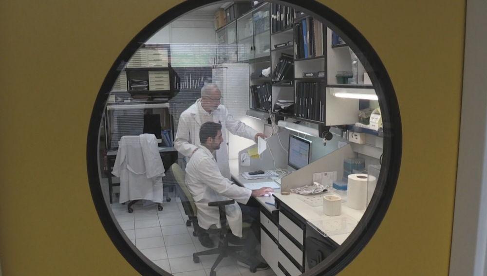 Investigación contra el coronavirus