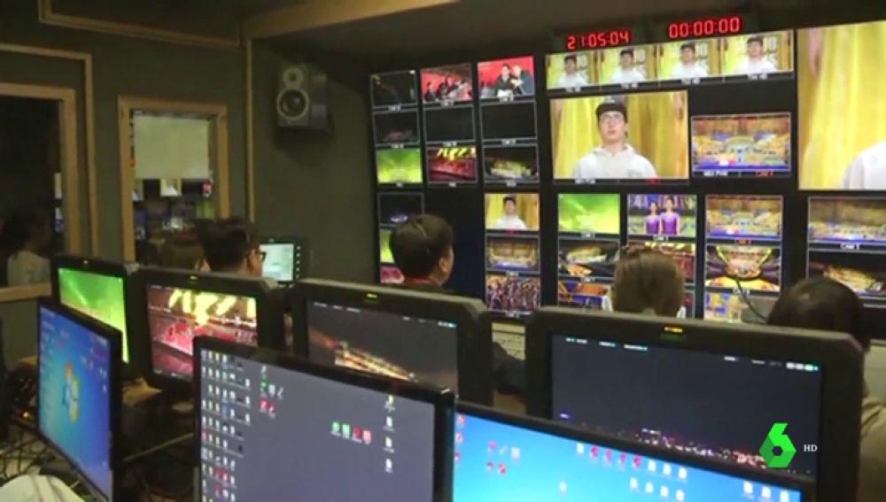 Medios de comunicación en China