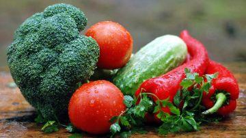 Imagen de archivo de vegetales