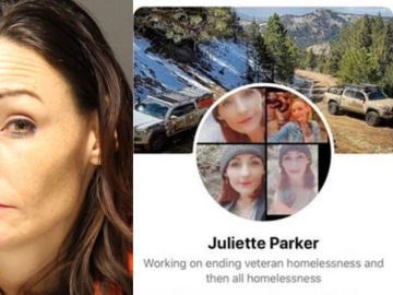 Imagen de la supuesta fotógrafa, Juliette Parker.