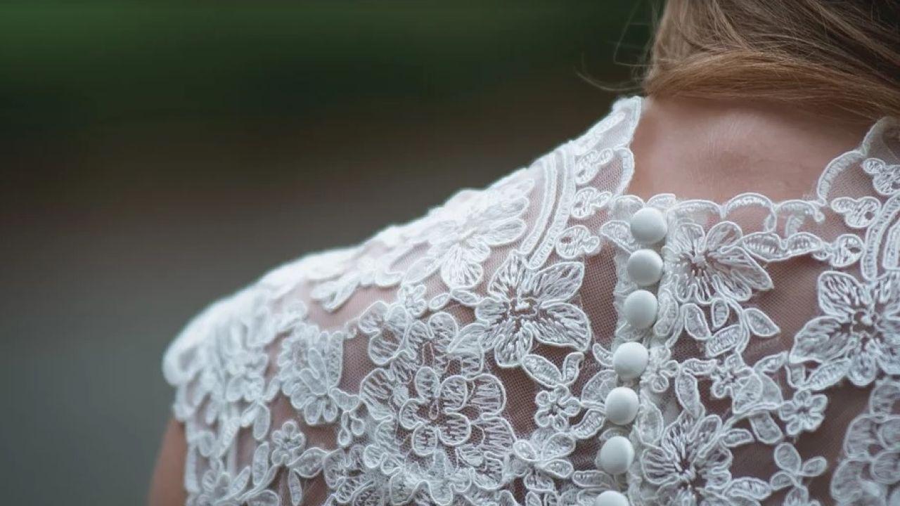 Imagen de archivo de una novia