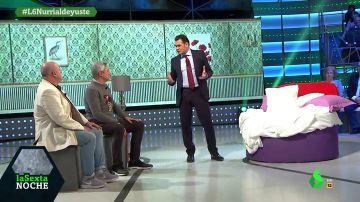 """Josema Yuste y Santiago Urrialde presentan 'Sé infiel y no mires con quién': """"Ha sido casi como reconstruir una casa"""""""