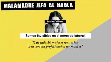 Campaña 'Las invisibles'