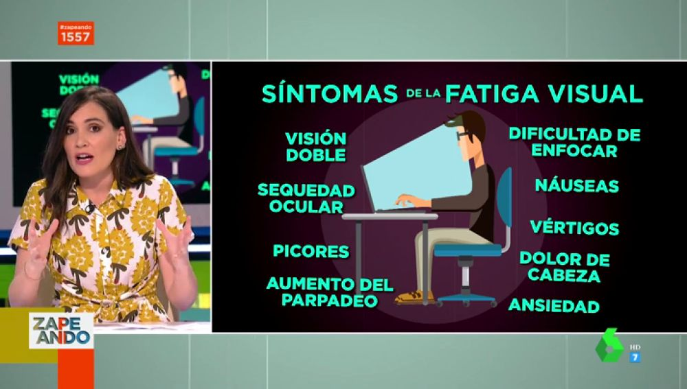 ¿Qué es el Síndrome visual informático?: estos son los síntomas y los pasos a seguir para solucionar esta afección tan común