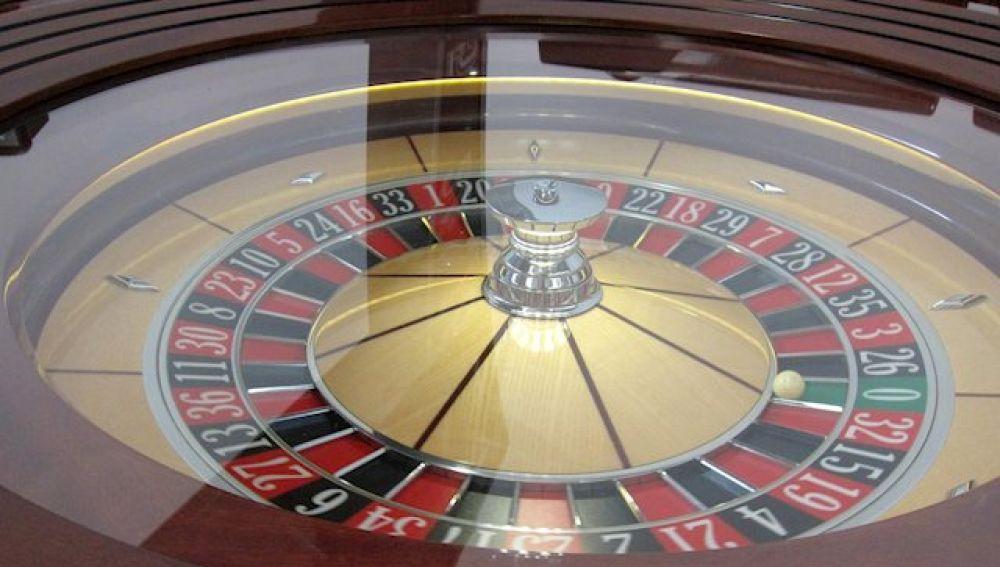 Imagen de archivo de una ruleta