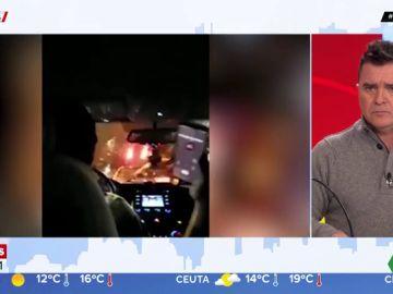"""Un conductor de Uber inicia una persecución con pasajeros dentro convirtiéndolo en """"el momento más aterrador de su vida"""""""