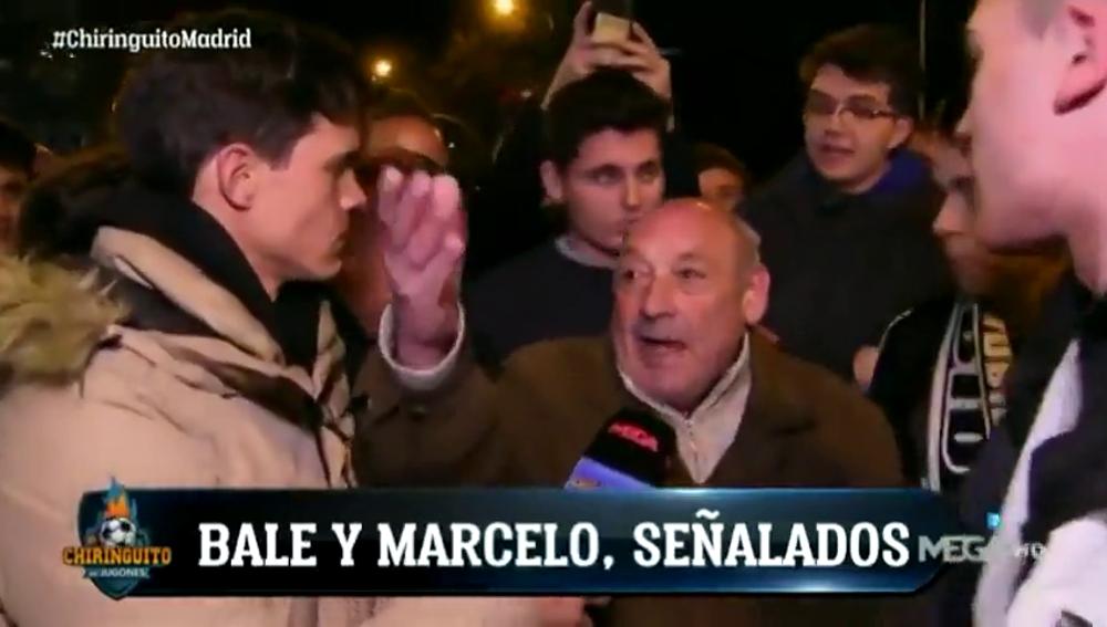 """La afición del Real Madrid señala a Bale y Marcelo: """"Mendy le pasa por encima"""""""