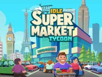 Idle Supermarkeyt Tycoon