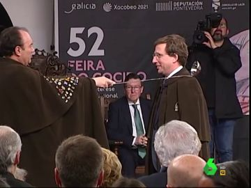 """El """"solemne juramento"""" de Almeida que le convierte en un 'importante' cargo en Galicia: """"Podría hacer peligrar el liderazgo de Feijóo"""""""