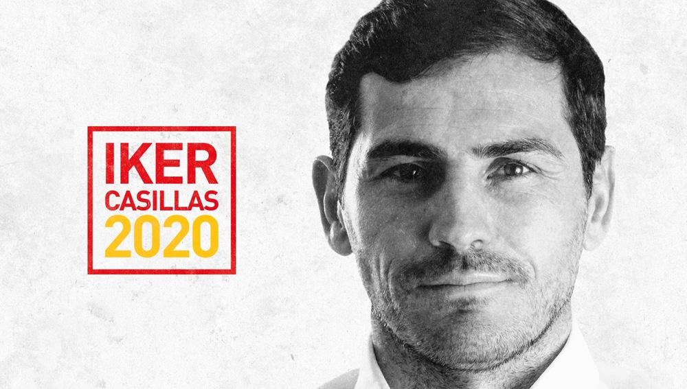 Iker Casillas, candidato a las elecciones 2020 de la RFEF
