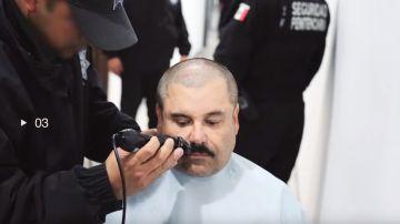 'El Chapo', tras su llegada a prisión