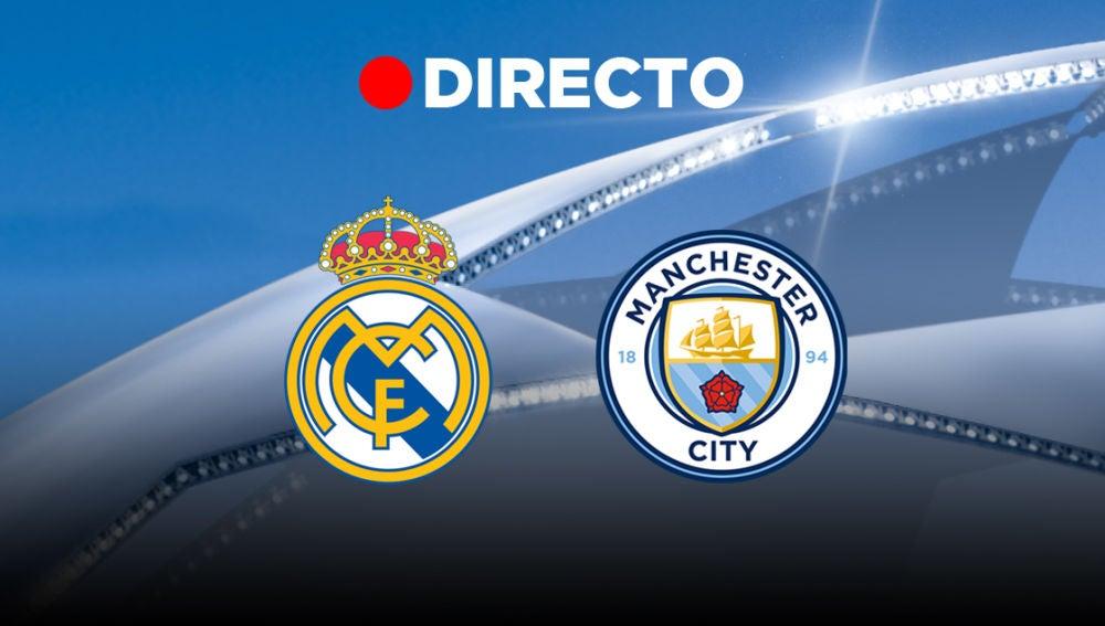 Real Madrid-Manchester City, partido de octavos de final de la Champions League