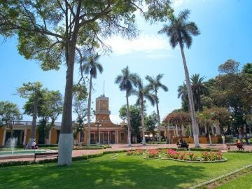 Plaza de Barranco