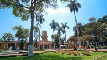 Plaza de Barranco