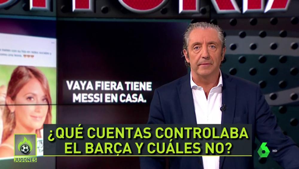 Josep Pedrerol y las nueve preguntas sin respuesta en el escándalo del Barça