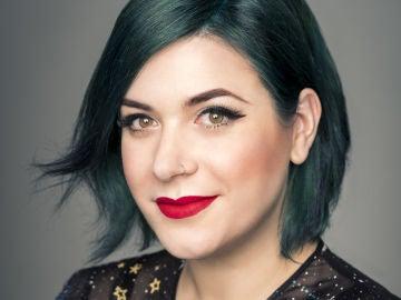 La escritora Elísabet Benavent