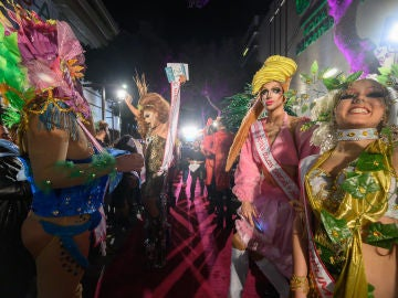 Carnaval en Las Palmas