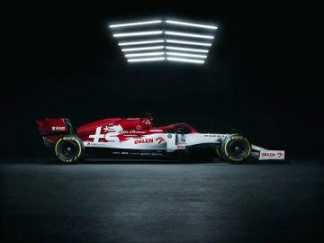 Nuevo Alfa Romeo para la temporada 2020 de Fórmula 1