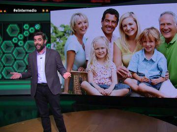 """""""¿Qué es una familia 'natural'? Naturales son los yogures"""": la respuesta de Dani Mateo a Rocío de Meer (Vox)"""