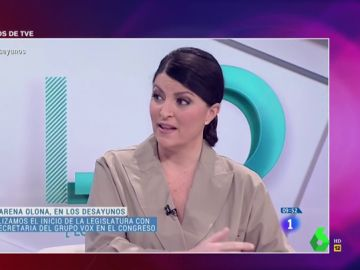 "La última 'voxería' de Macarena Olona: asegura que se enseña ""sexo anal"" a ""niños de cero a seis años"""